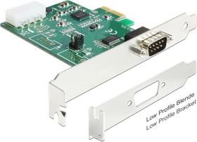 DeLOCK 1x seriell, PCIe x1 (89333)