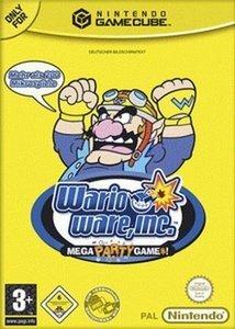 Wario Ware Inc. - Mega Party Games (deutsch) (GC)