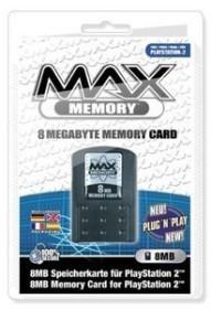 Datel Memory Card 8 MB (PS2)