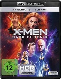 X-Men: Dark Phoenix (4K Ultra HD)