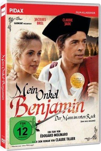 Mein Onkel Benjamin -- via Amazon Partnerprogramm