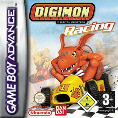 Digimon Racing (GBA) -- via Amazon Partnerprogramm