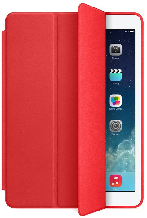 Apple iPad Air Smart Case rot (MF052ZM/A)