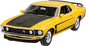 Revell 1969 Boss 302 Mustang (07025/14313)