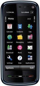 Nokia 5800 XpressMusic blau