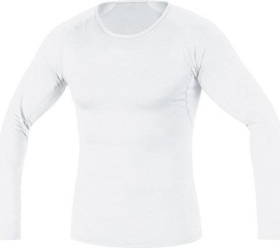 Gore Wear M Base Layer Thermo Shirt langarm weiß (Herren) (100318-0100)