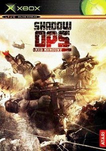 Shadow Ops: Red Mercury (deutsch) (Xbox)