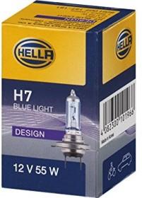 Hella Blue Light H7 55W, 1er-Pack (8GH 007 157-181)