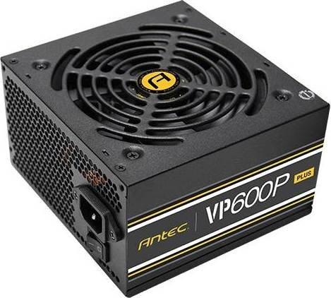 Antec VP600P Plus, 600W ATX (0-761345-11654-1/0-761345-11656-5)