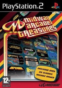Midway Arcade Treasures (niemiecki) (PS2)