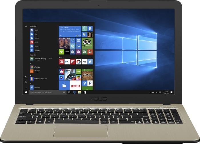 ASUS VivoBook 15 X540NA-GQ129T Chocolate Black (90NB0HG1-M02850)