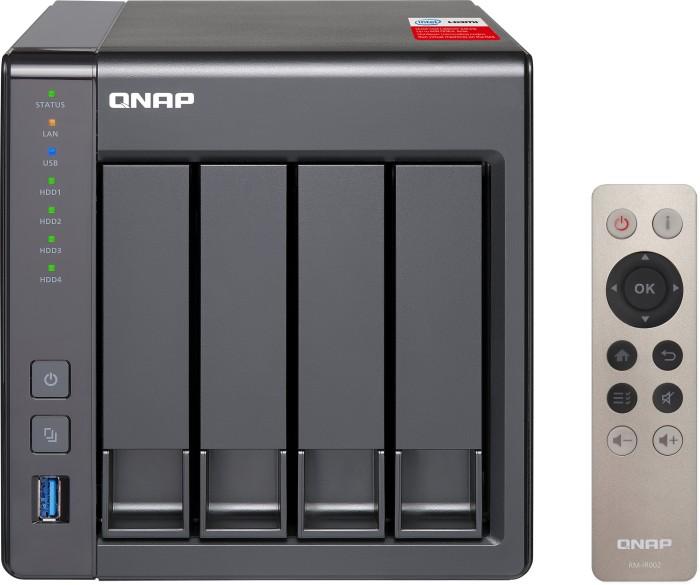 QNAP Turbo station TS-451+ 48TB, 8GB RAM, 2x Gb LAN
