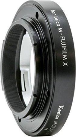 Kenko lens adapter Leica M an Fujifilm X (KE01-FFXLEM)