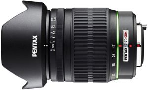 Pentax smc DA 17-70mm 4.0 AL IF SDM (21740)