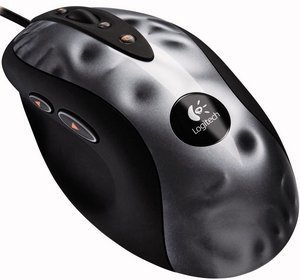 Logitech MX 518 Optical Gaming Mouse Refresh, USB (910-000616)