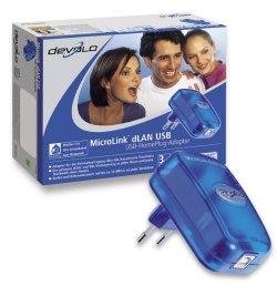 devolo MicroLink dLAN USB, USB 2.0 (1997)
