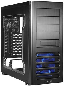 Lian Li PC-7FNWX black, acrylic window