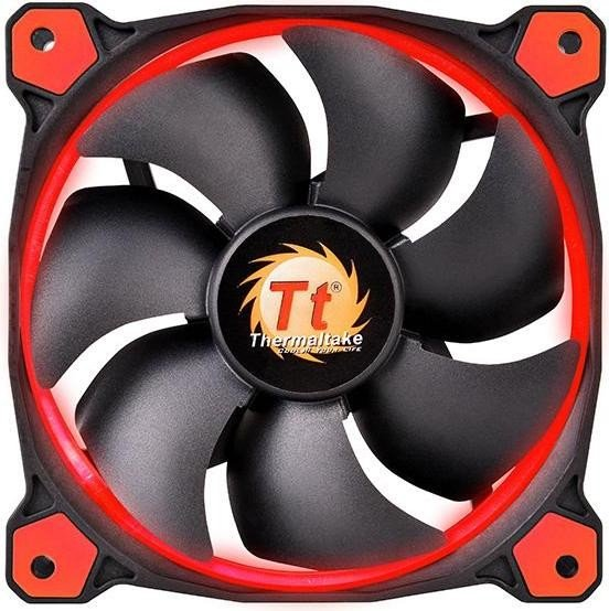 Thermaltake Riing 12 LED rot, 120mm (CL-F038-PL12RE-A)