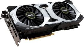 MSI GeForce RTX 2080 Ti Ventus 11G OC, 11GB GDDR6, HDMI, 3x DP, USB-C (V371-002R)