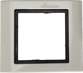 Merten Aquadesign Rahmen 1fach, polarweiß (400119)