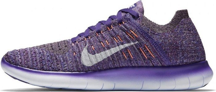 c15859aff5f1 Nike Free RN Flyknit grand purple bright mango plum fog white (ladies