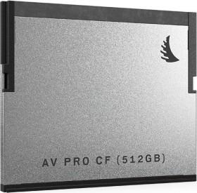 Angelbird R550/W490 CFast 2.0 CompactFlash Card [CFAST2.0] AV PRO 512GB (AVP512CF)