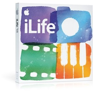 Apple: iLife '11 (German) (MAC) (MC623D/A)