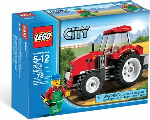 LEGO - City Farm - Tractor (7634) -- via Amazon Partnerprogramm