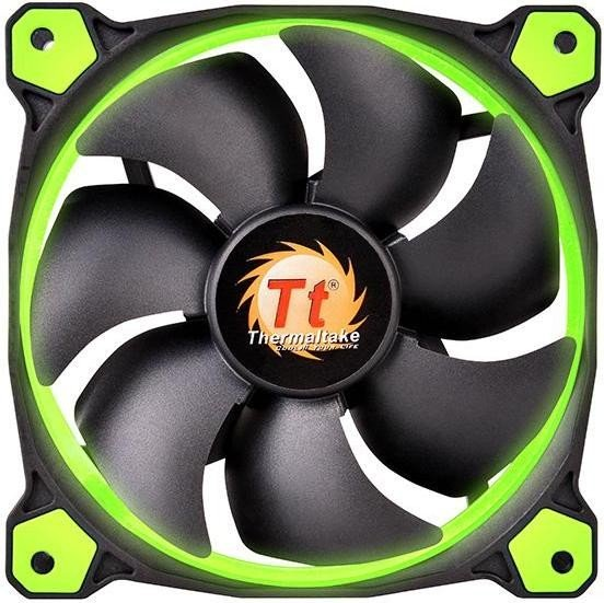 Thermaltake Riing 12 LED green, 120mm (CL-F038-PL12GR-A)