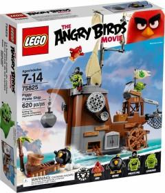 LEGO Angry Birds - Schweinchen-Piratenschiff (75825)