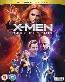 X-Men: Dark Phoenix (4K Ultra HD) (UK)