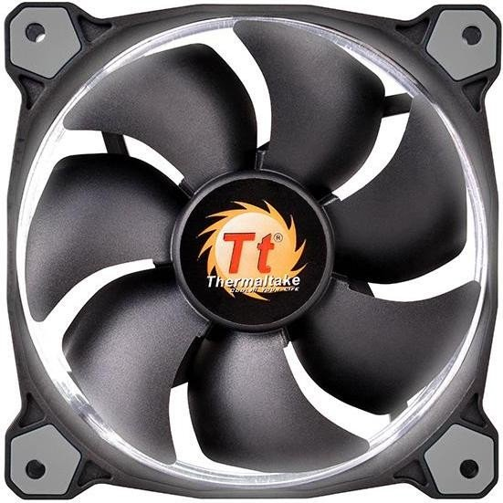 Thermaltake Riing 12 LED white, 120mm (CL-F038-PL12WT-A)