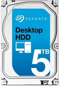 Seagate Desktop HDD 5TB, SATA 6Gb/s (ST5000DM002)