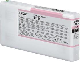 Epson Tinte T9136 Vivid magenta hell (C13T913640)
