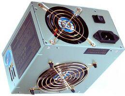 Blacknoise Noiseblocker CWT-350, 350W ATX