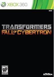 Transformers: Fall of Cybertron (English) (Xbox 360)