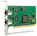 3Com 3C982-TXM EtherLink Server 10/100 PCI Dual Port Network