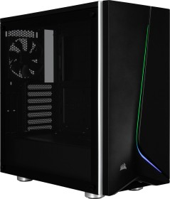 Corsair Carbide Series SPEC-06 RGB schwarz, Glasfenster (CC-9011146-WW)