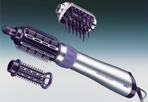Braun ASS1000 Steam & Style Pro curling brush