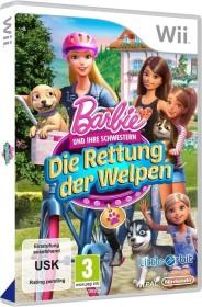 Barbie und ihre Schwestern: Die Rettung der Welpen (Wii)
