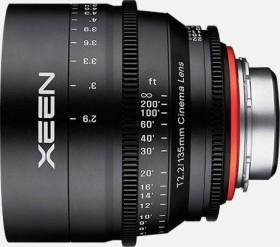 Samyang XEEN 135mm T2.2 für Micro-Four-Thirds schwarz