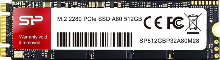 Silicon Power P32A80 512GB, M.2 (SP512GBP32A80M28)