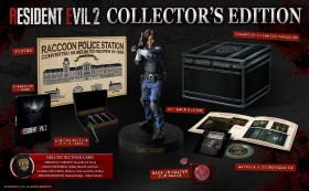 Resident Evil 2 Remake - Collector's Edition (PS4)