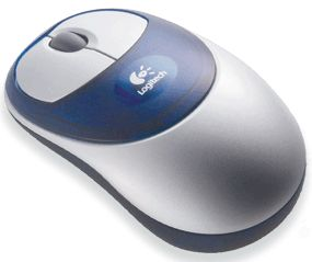 Logitech Cordless Optical Mouse, USB (930616-0914)