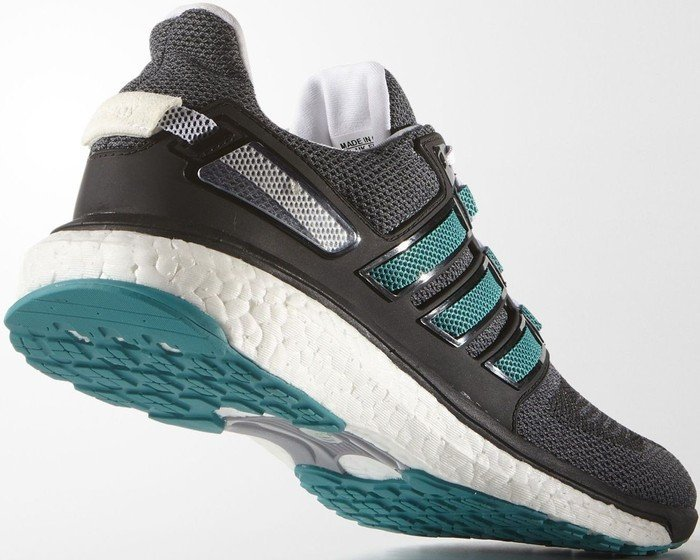 275b49fdd76e adidas Energy Boost 3 grey eqt green core black (men) (AF4917) starting  from £ 90.85 (2019)