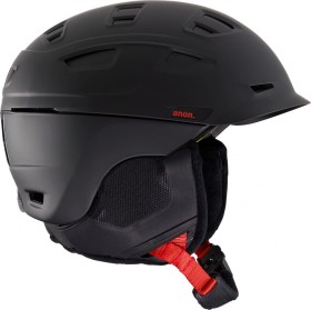 Anon Prime MIPS Helm black pop