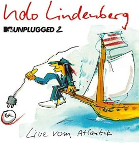 Udo Lindenberg - MTV Unplugged: Live aus dem Hotel Atlantic (DVD)