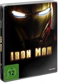 Iron Man Steelbook (Blu-ray)