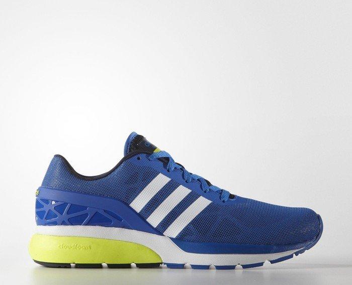 252df3064d0d adidas Cloudfoam Flow blue ftwr white solar yellow ab € 71,30 (2019 ...