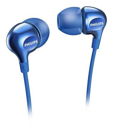 Philips SHE3700 blau
